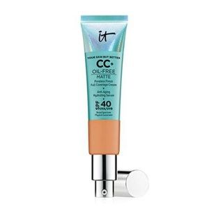 NWT Your Skin But Better CC+ Matte - Tan